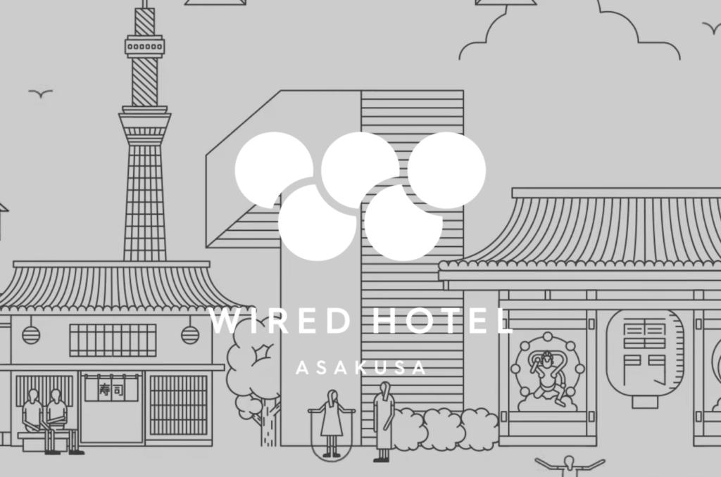 7月15日から「WIRED HOTEL ASAKUSA」にて 「VAISA」を出店!