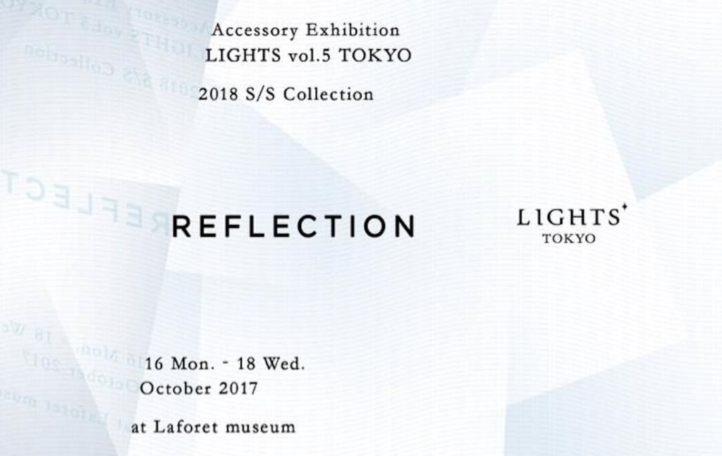 10月16日-10月18日! 「ラフォーレ原宿 」で開催するアクセサリー合同展示会「LIGHTS」にて「VAISA」を出展します